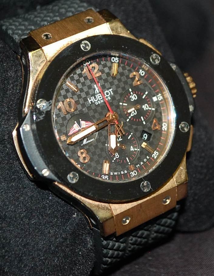 012: Hublot Geneve Swiss Watch