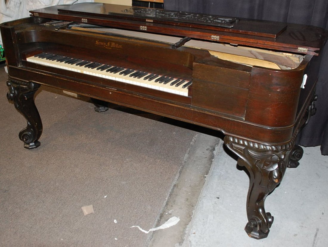 006: ROSEWOOD HENRY MILLER BOSTON PIANO