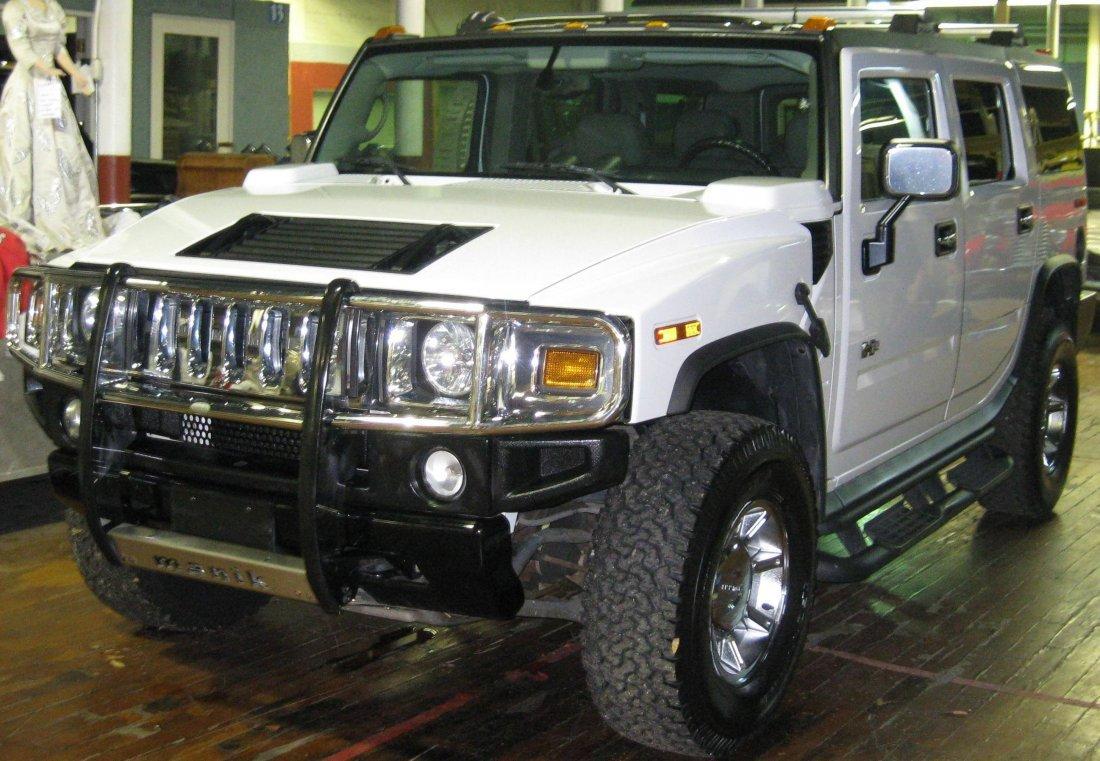 2004 H-2 HUMMER