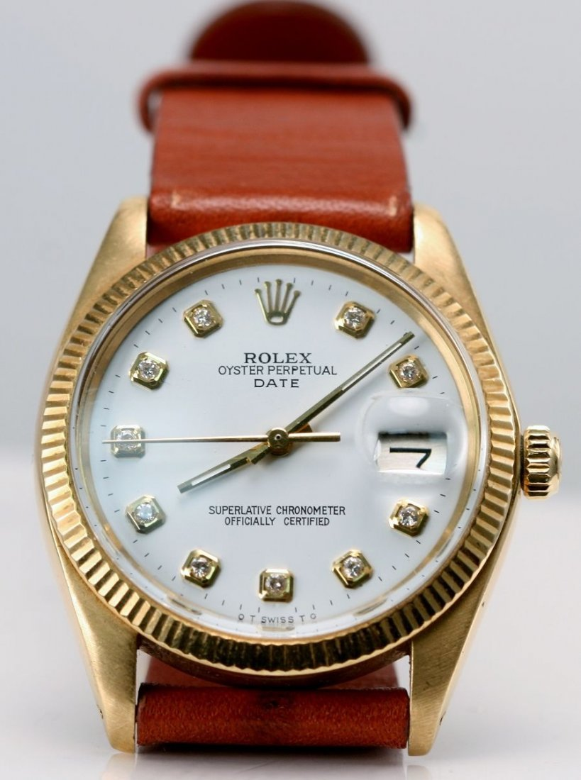 VINTAGE SWISS ROLEX WATCH