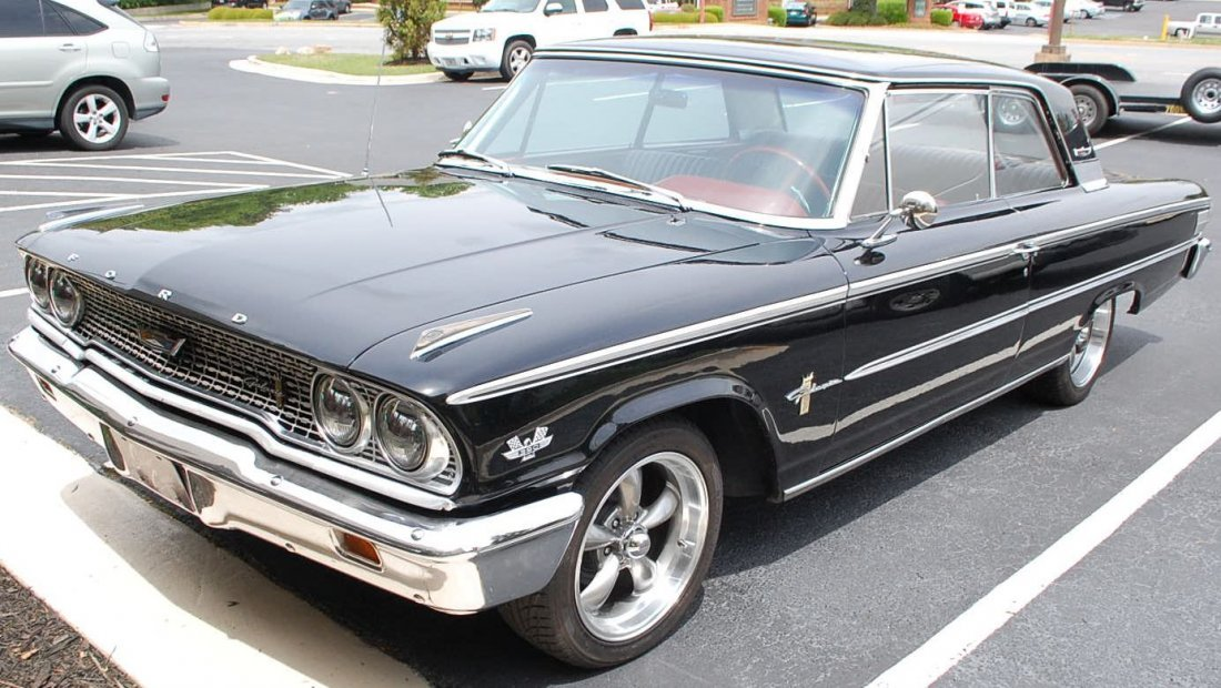 1963 FORD GALAXY 500