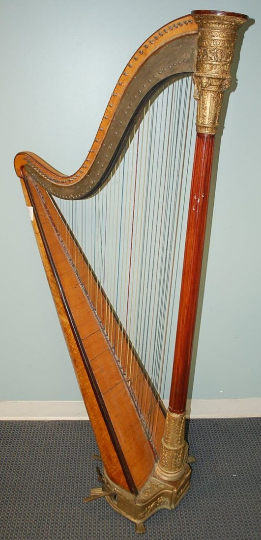 VINTAGE NADERMAN NO. 512 HARP