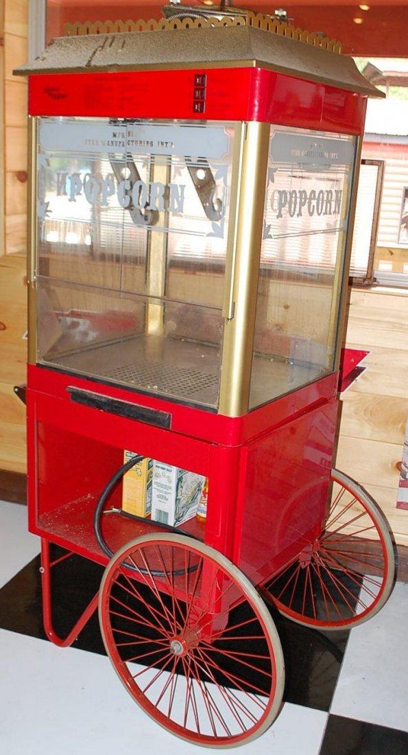 GLAXY POPPER POP CORN MACHINE