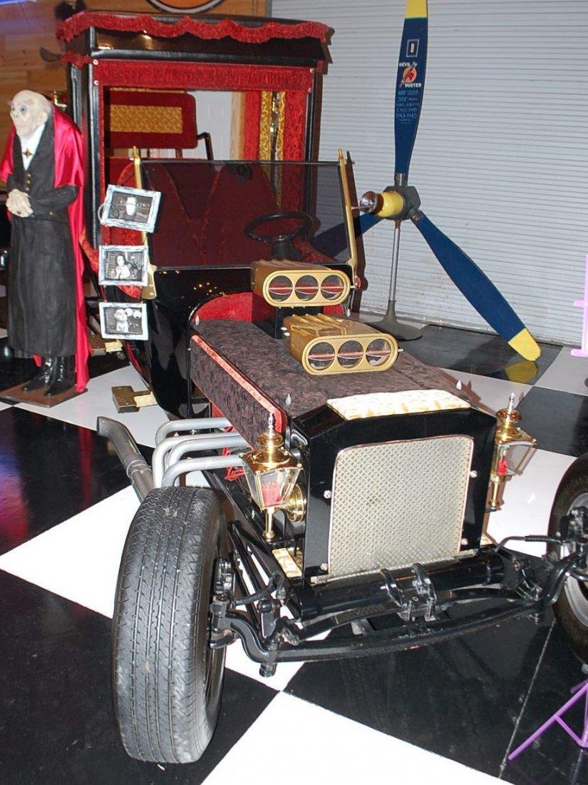 RARE MUNSTER MOBILE WAGON DRAGSTER CAR - 2