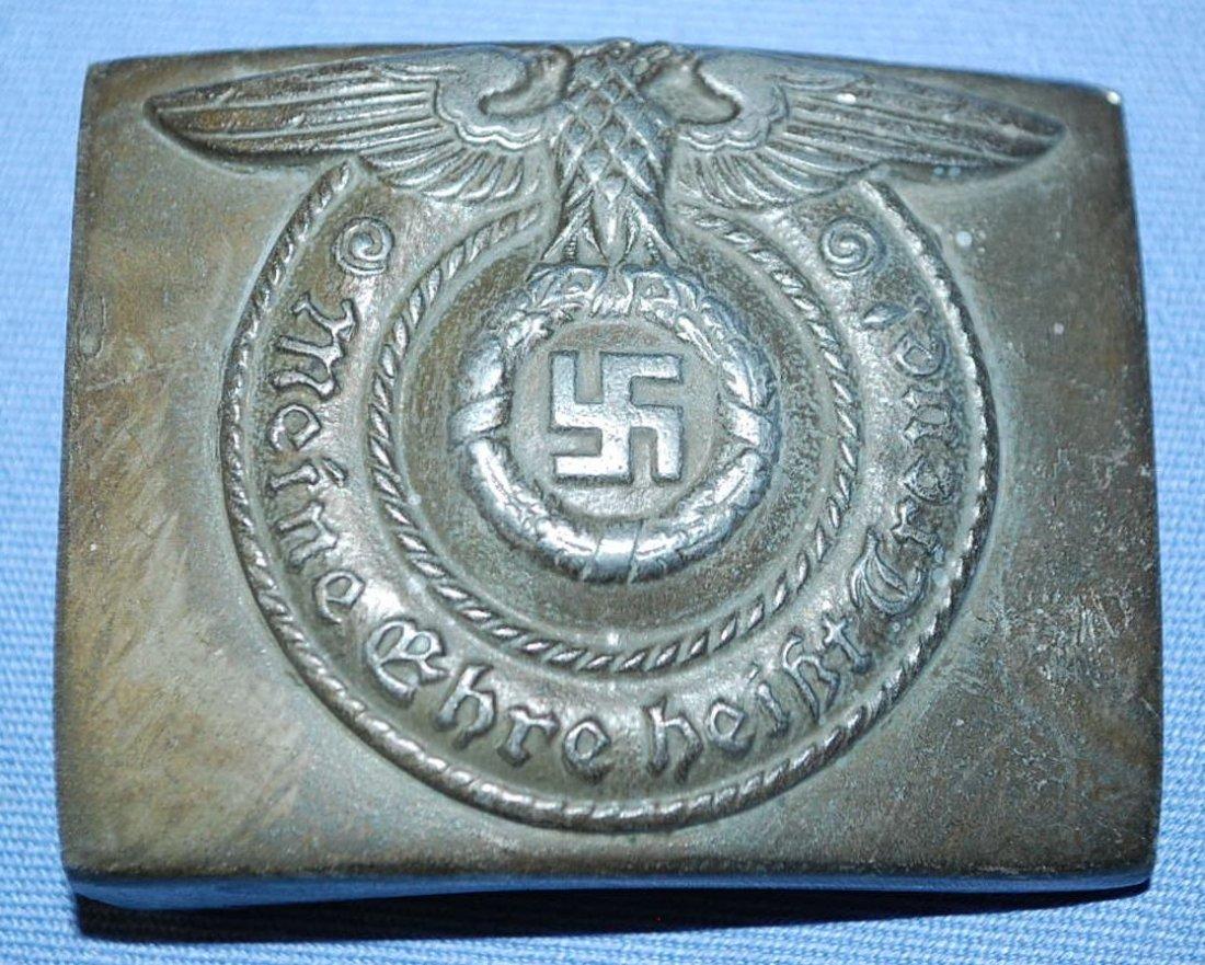 GERMAN MILITARY BELT BUCKLE