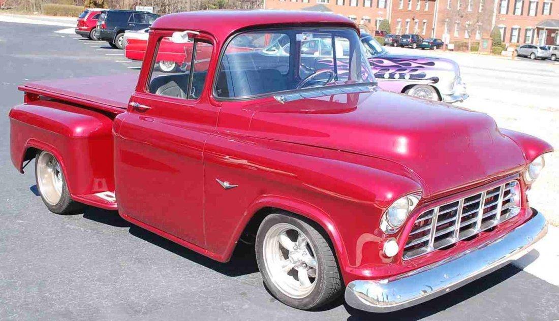 1956 CUSTOM CHEVY C 3100 PICK UP TRUCK