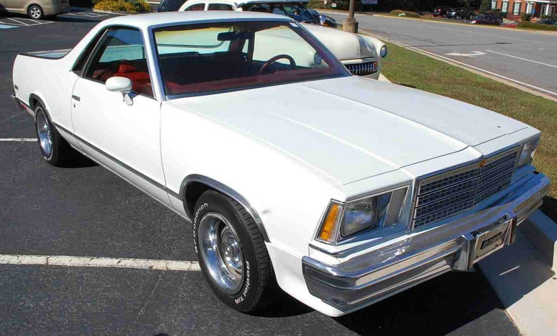 1979 RESTORED CHEVY EL CAMINO