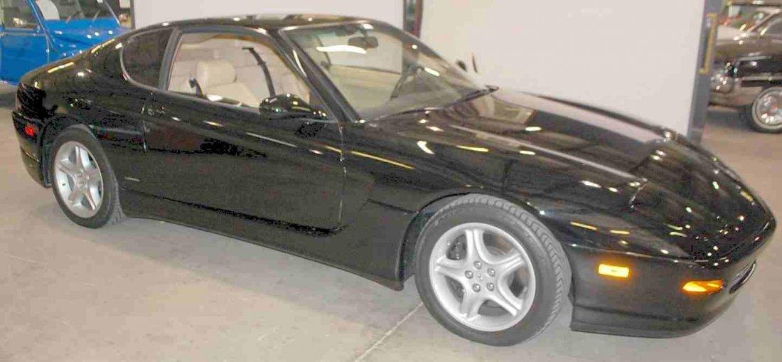 1999 FERRARI M 456 GTA COUPE