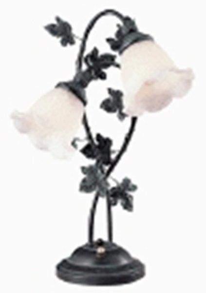 4: Verdigris Table Lamp