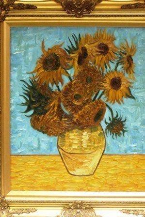 "11: Van Gogh ""Sunflower"""