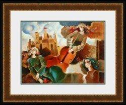"11: ""Musical Flight"" Galina Datloof"