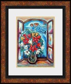 """21: """"Angel's Blossom"""" Alex Meilichson"""