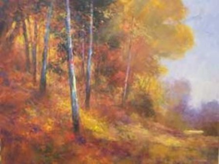 13: Original Michael Scholfield Painting