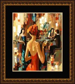 """12: """"Red Dress"""" Nelly Panto"""