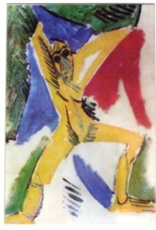 """3:  """"Stedy for Demoiselles"""" Picasso"""