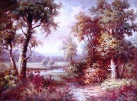 """19:  Manays """"Trees & Flowers"""""""