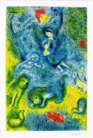 "435:  ""Magic Flute"" Chagall"