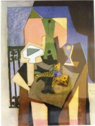 """""""Still Life"""" Picasso"""