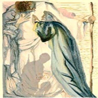 """"""" The Blind for Envy"""" Salvador Dali"""