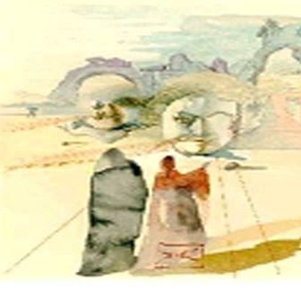 """The Avaricious"" Salvador Dali"