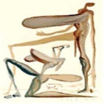 """""""Prodigality"""" Salvador Dali"""