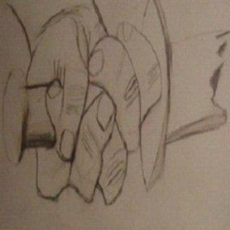 """Study for Guernica (1937) "" Pablo Picasso"