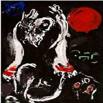 """""""Isaiah"""" Chagall"""