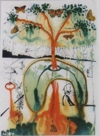 """""""Mad Tea Party"""" Salvador Dali"""