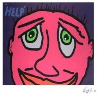 """""""Help"""" Ringo Starr"""