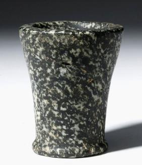 Egyptian Old Kingdom Diorite Jar, ex-Sothebys