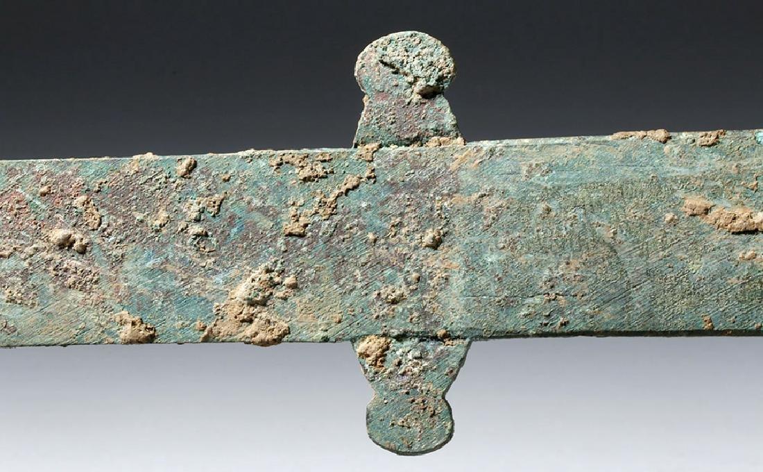 Chinese Han Dynasty Bronze Knife (Dao), ex-Piscopo - 3