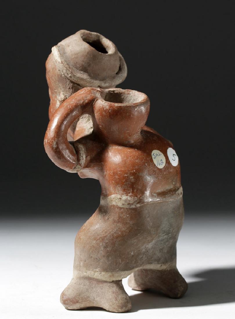 Colima Pihuamo Pottery Female Hunchback - 2