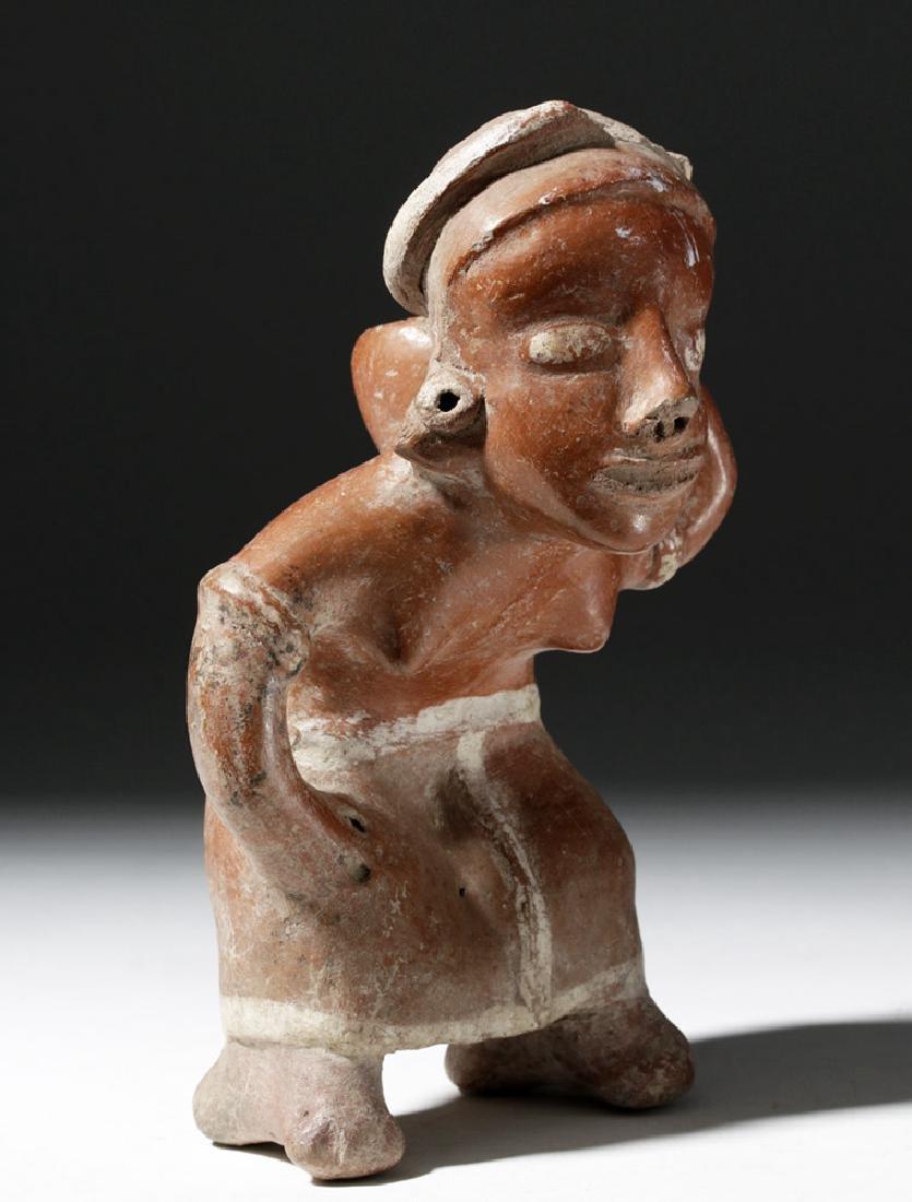 Colima Pihuamo Pottery Female Hunchback - 4