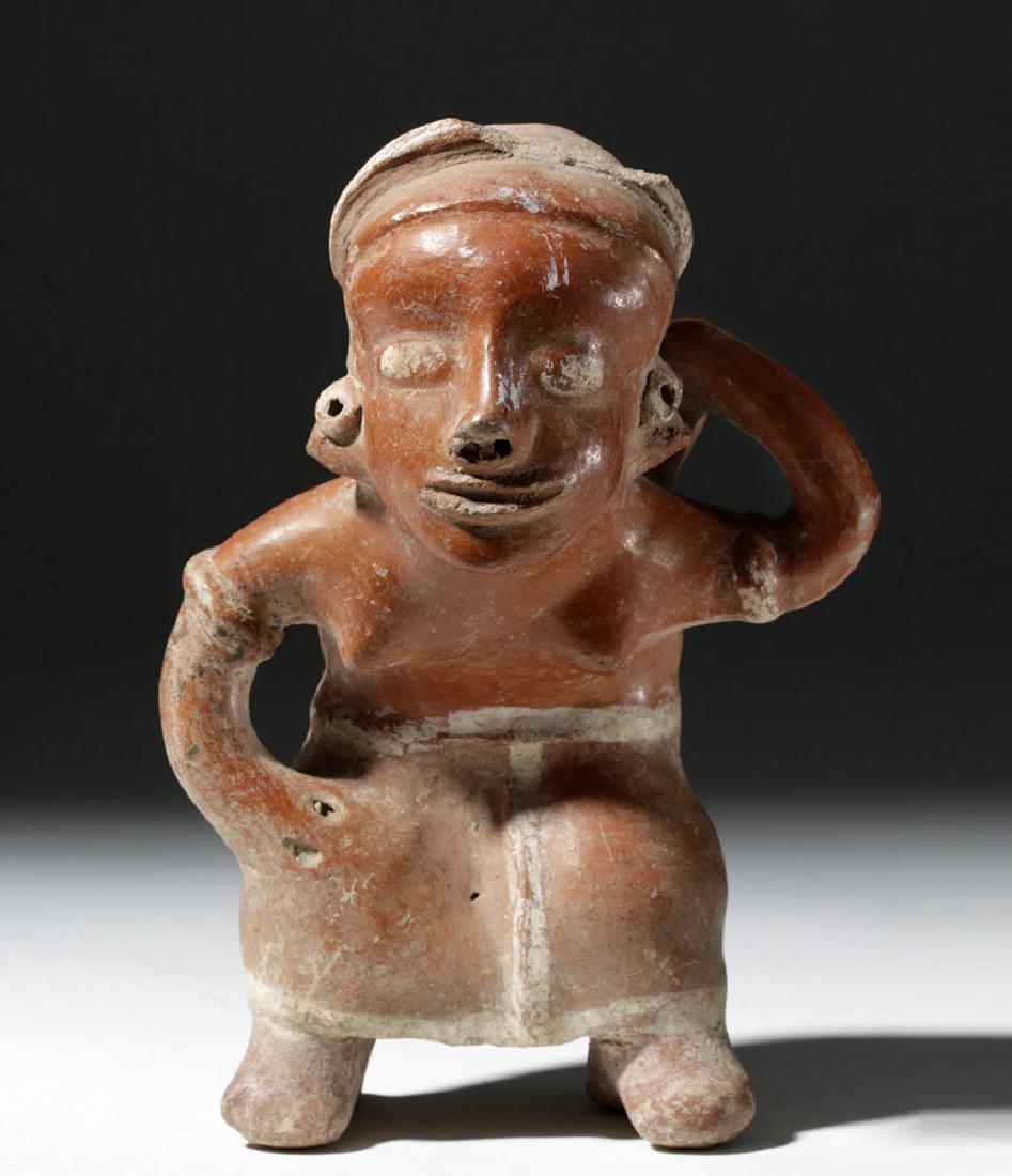 Colima Pihuamo Pottery Female Hunchback - 5