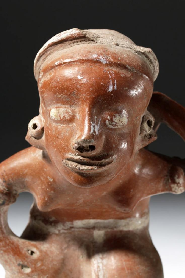 Colima Pihuamo Pottery Female Hunchback - 6