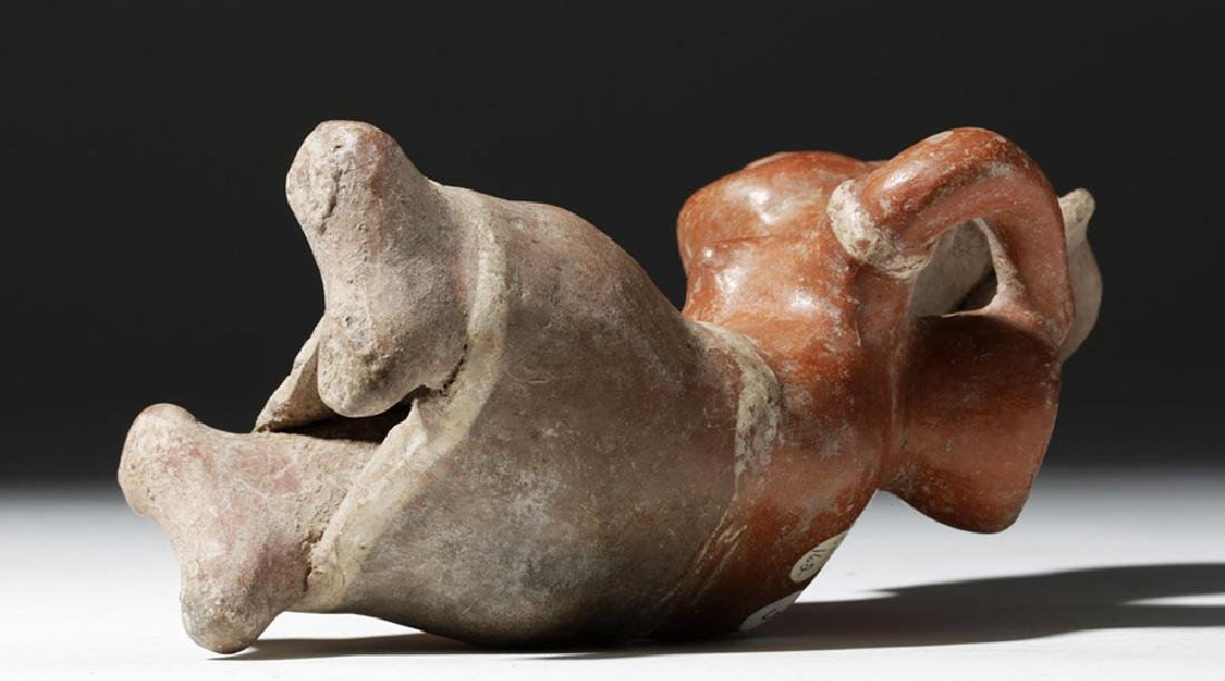 Colima Pihuamo Pottery Female Hunchback - 8