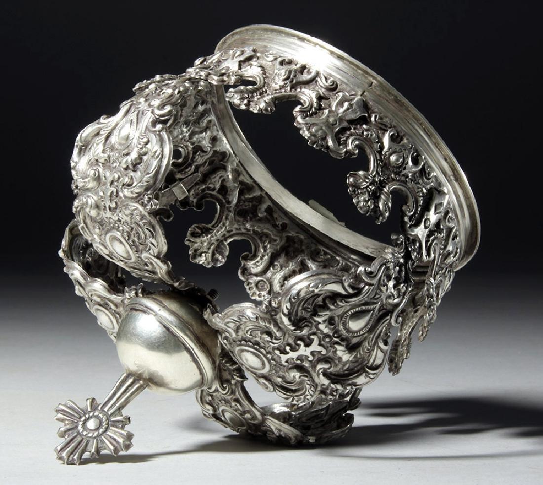 Beautiful Bolivian Silver Crown - 164 grams - 6
