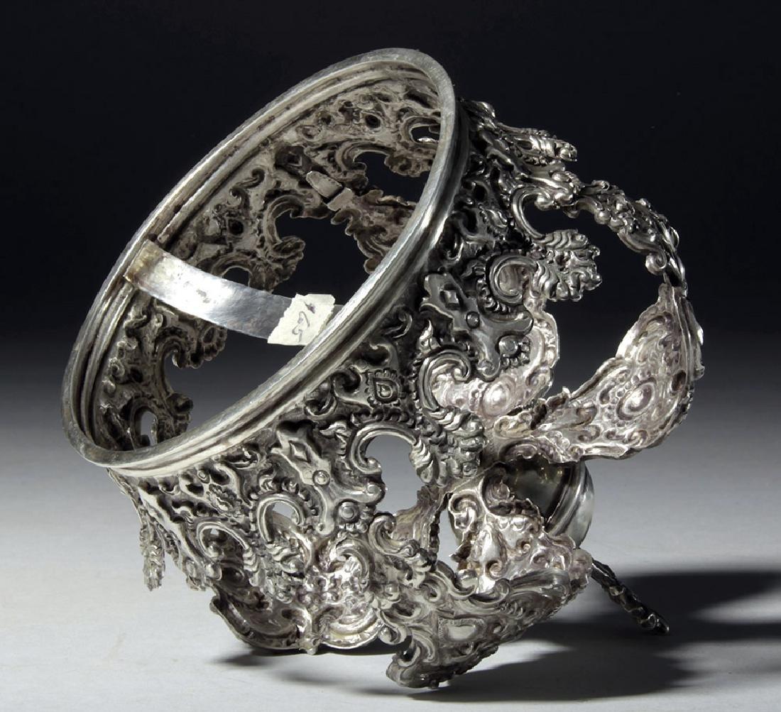 Beautiful Bolivian Silver Crown - 164 grams - 7