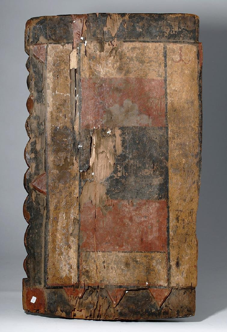 19th C. African Yoruba Wood Divination Board - 6