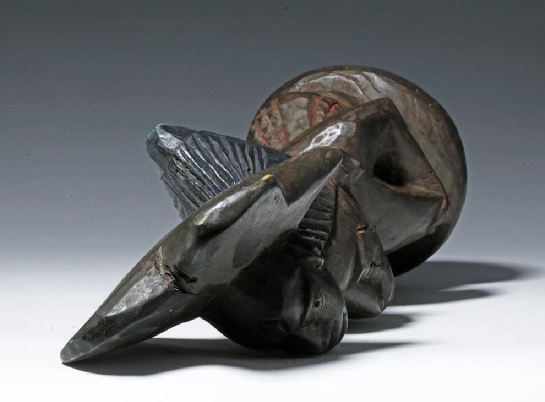 20th C. African Yoruba Wood Shango Cult Figure - Orisha - 5