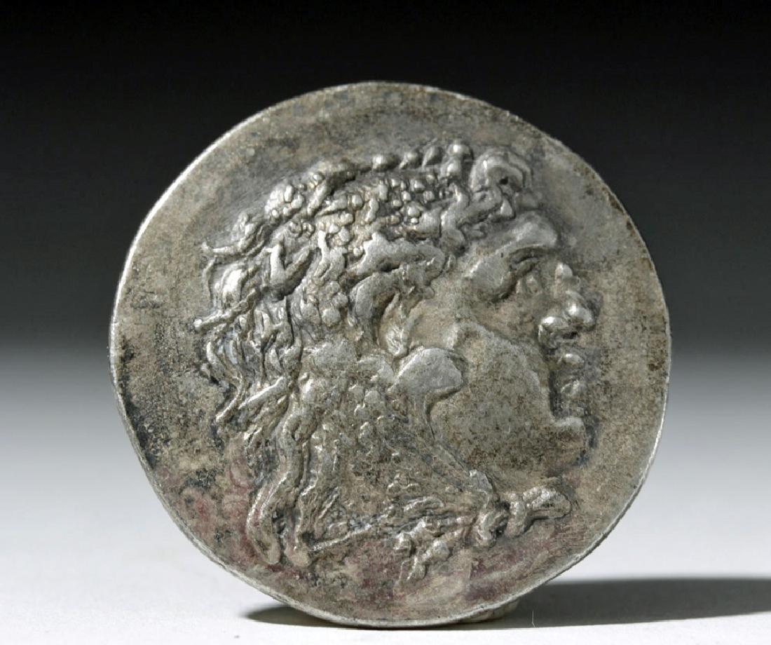 Alexander the Great Silver Tetradrachm - 2