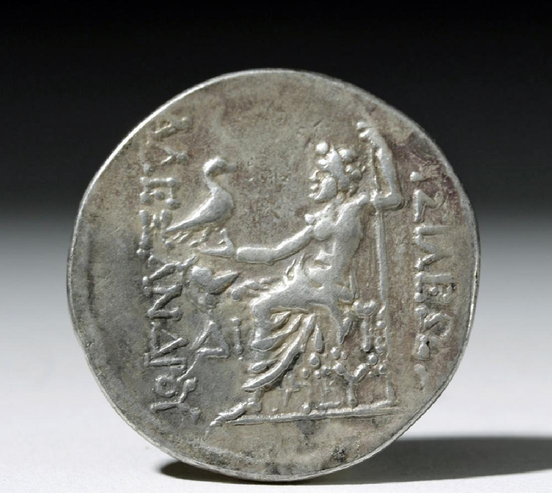 Alexander the Great Silver Tetradrachm - 3
