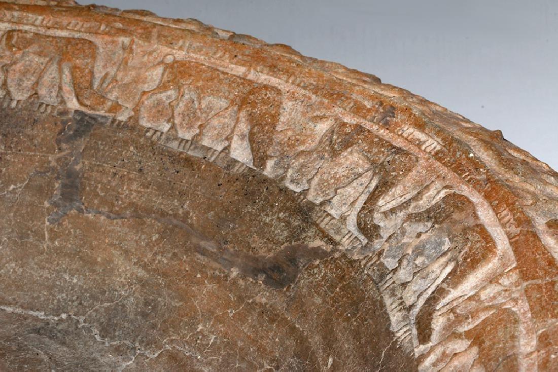 Huge Etruscan Brazier Animal Frieze, ex-Arte Primitivo - 6