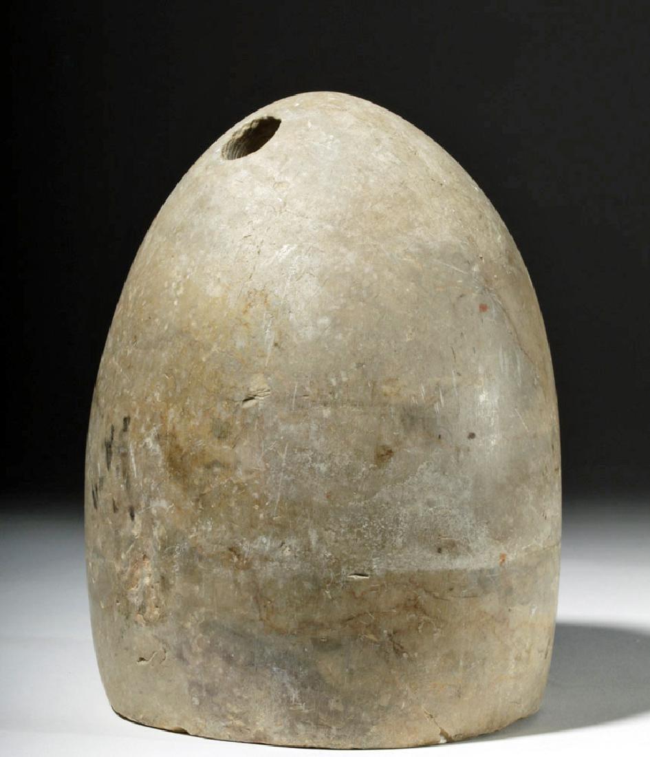Rare / Early Bactrian Marble Idol - 2