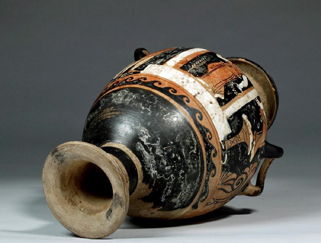 Greek Campanian Pottery Hydria, ex-Christies - 10
