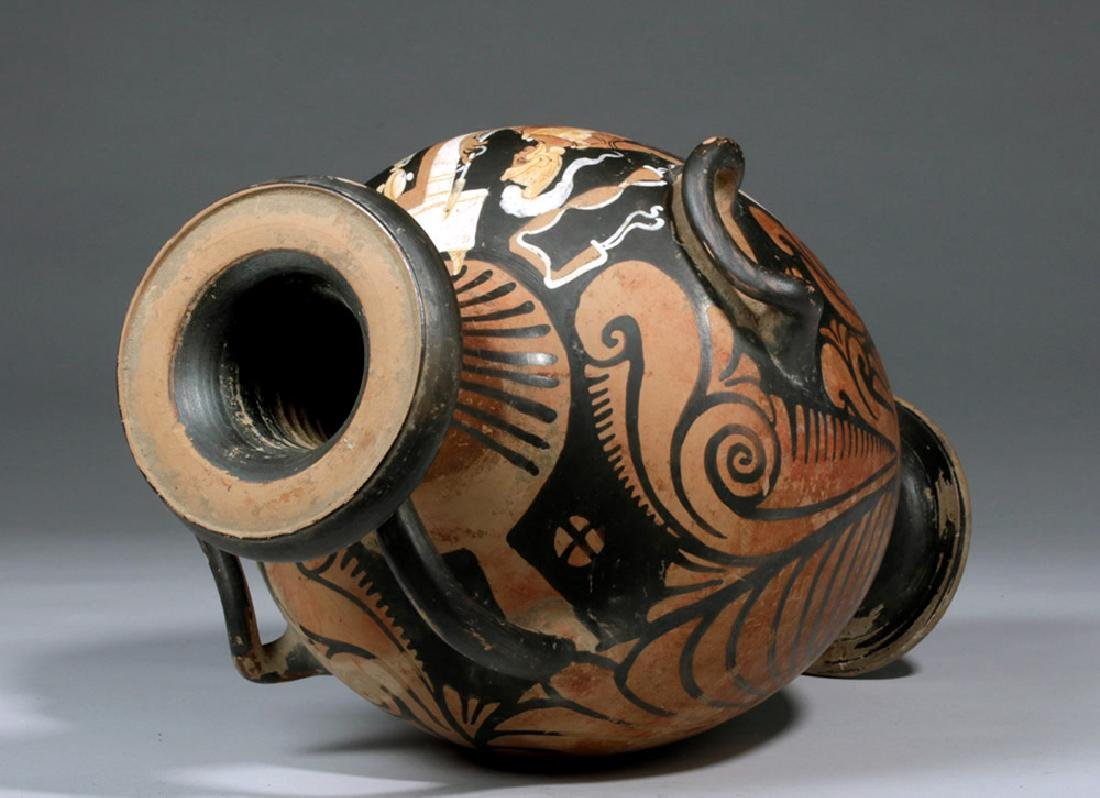 Greek Campanian Pottery Hydria, ex-Christies - 9