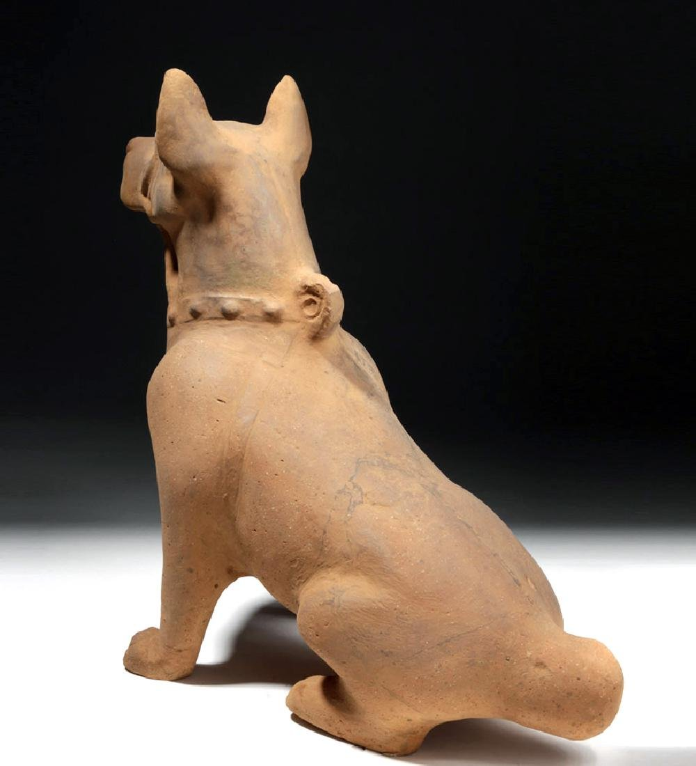 Large Chinese Han Dynasty Pottery Dog - 2