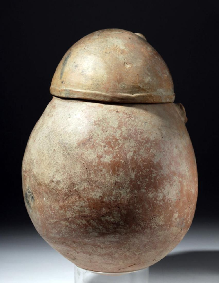 Chimila Pottery Anthropomorphic Burial Urn Egg-Shaped - 3