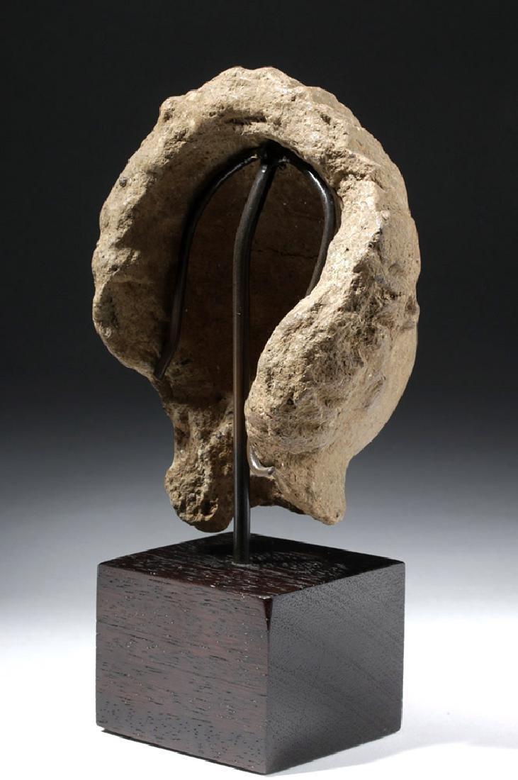 Roman Terracotta Head of a Young Boy - 3