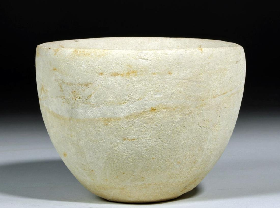 Beautiful Bactrian Sandstone Bowl / Cup